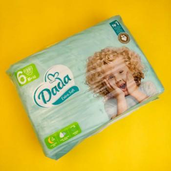 "Підгузники ""Dada"" Sof Extra 6 (15+ кг.) 38 шт."