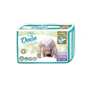 "Підгузники ""Dada"" Sof Extra 4 (9-20 кг.) 42 шт."