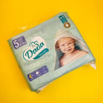 "Підгузники ""Dada"" Sof Extra 5 (15-25 кг.) 39 шт"
