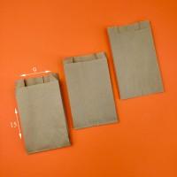 Пакет паперовий Саші бурий 150 * 90 * 40 мм