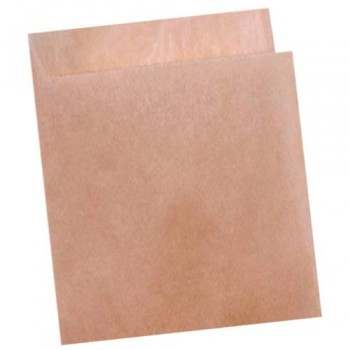 Куточок паперовий бурий Саше 150*150 мм 1000 шт