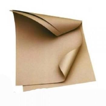 Папір пакувальна крафт 210 * 300 мм. (500 аркушів)