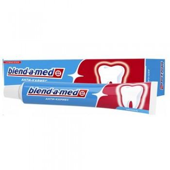 """Зубна паста """"Blend a med"""" 50 мл. СВІЖІСТЬ"""