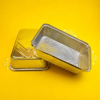 Контейнер з харчової алюмінієвої фольги 2000 мл. R88L(SP 88L)