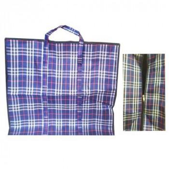 Сумка господарська тканинна з замком №3 (50*45*25 см)