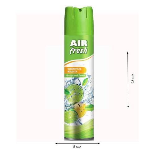 """Освіжувач повітря """"Air fresh"""" 300 мл. ЦИТРУСОВИЙ БУКЕТ"""