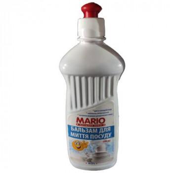 """Бальзам для миття посуду """"Mario"""" 500 мл. МОРЕ"""
