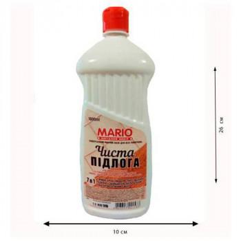"""Миючий засіб для підлоги """"Mario"""" 1 л."""