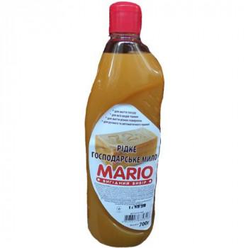 """Мило рідке господарське """"Mario"""" 700 мл."""