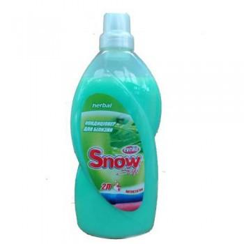 Засіб для пом'якшення тканини 2 л. Snow Soft HERBA