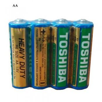 Батарейки «Toshiba» АА R06