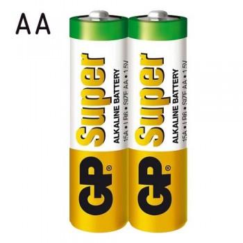"""Пальчикові батарейки АА """"GP Alkaline"""" LR6"""
