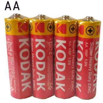 """Пальчикові батарейки АА """"Kodak"""" R06"""