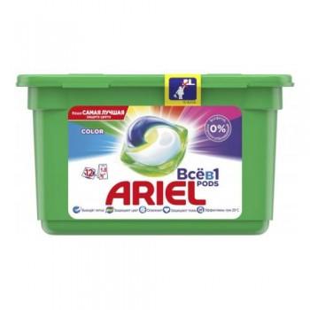 """Капсули для прання """"Ariel"""" В АСОРТИМЕНТІ 10 шт.*23,8 г."""