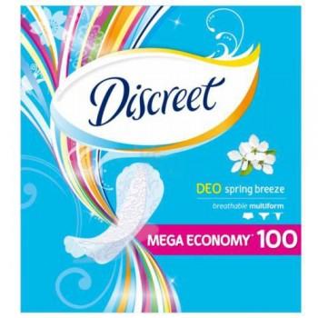 """Прокладки жіночі """"Discreet"""" 100 шт. DEO в АСОРТИМЕНТІ"""