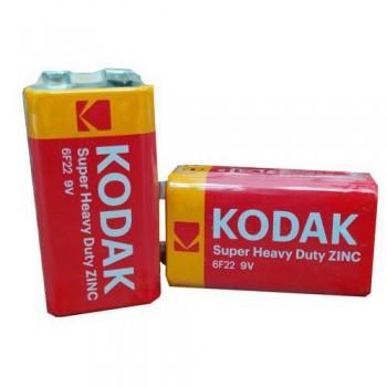 Батарейки «Kodak» 9V КРОНА
