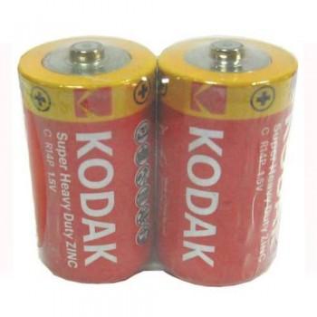 """Батарейки C """"Kodak"""" R14"""