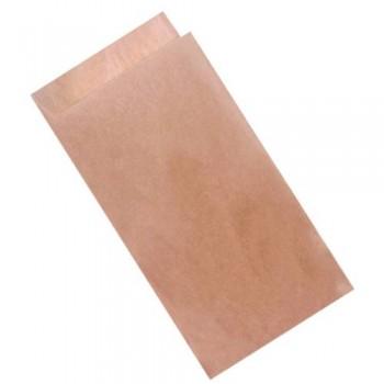 Куточок паперовий САШЕ БУРИЙ (200 шт ± 5 шт) 210*90 мм