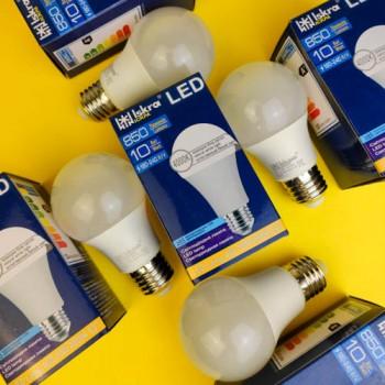 Лампа LED А60 Е27 10W 4000К