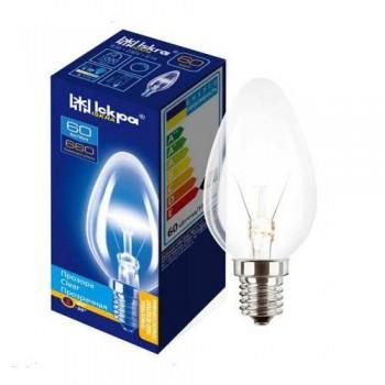 Лампа Іскра 60 W Е14 свічка