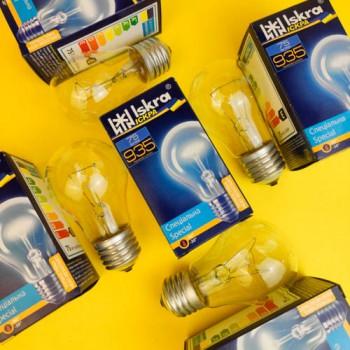 Лампа Іскра 70 W ПР