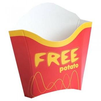 Упаковка для картоплі фрі 30 шт