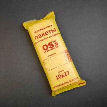 "Пакет ""фасовка"" 10*27 ПФ"