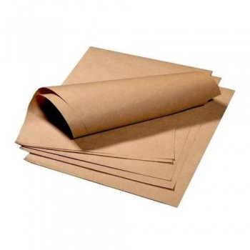 Папір пакувальна крафт 420 * 300 мм. (300 аркушів)