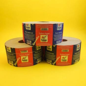 Туалетний папір 60/90/180 Джамбо Альбатрос 587