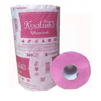 Паперовий рушник в рулоні 180 отривів