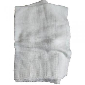 Рушник вафельний 45*70 см 4 шт. БІЛИЙ