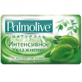 """Туалетне мило """"Palmolive"""" 90  г ІНТЕНСИВНЕ ЗВОЛОЖЕННЯ"""