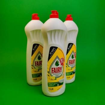 """Миючий засіб для посуду """"Fairy"""" 1 л. АСОРТІ"""