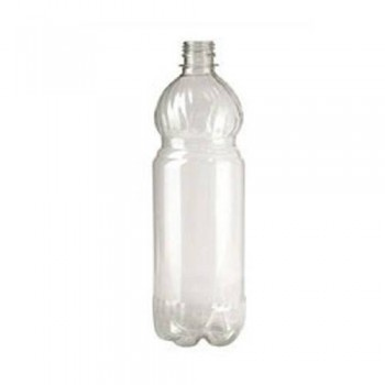 Пляшка пластикова прозора 1,5 л БЕЗ КРИШКИ
