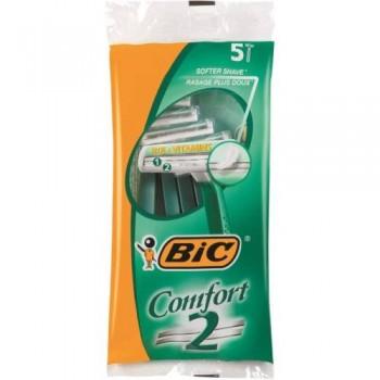 Станок BIC Comfort 2 (5 шт.