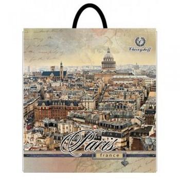 Пакет з ручкою 40*42 PARIS FRANSE ВТ