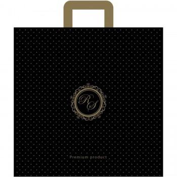 Пакет з петлевою ручкою 45*43 ЛІЛІЯ (25 шт)