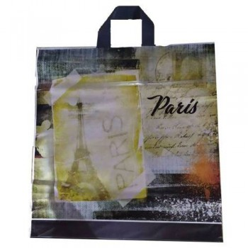 Пакет с ручкой 40*42 ПАРИЖ
