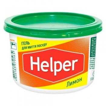 Гель для миття посуду Helper Лимон 250 г