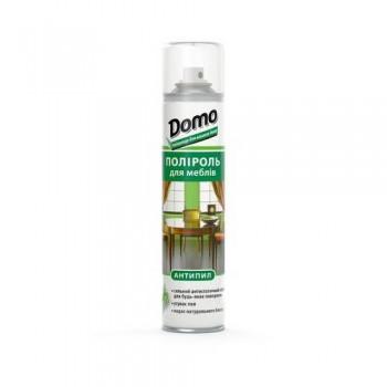 """Поліроль для меблів """"Domo"""" Антипил 320 мл."""
