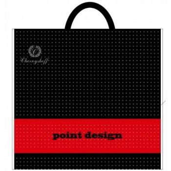 Пакет с ручкой 38*34 POINT DESIGN