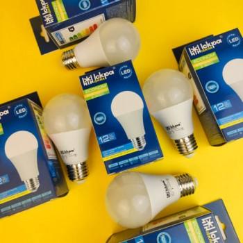 Лампа LED А60 Е27 12W 4000К