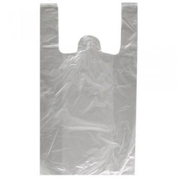 Пакет майка поліетиленова 22*36 OS (100 шт) 6 мкр.