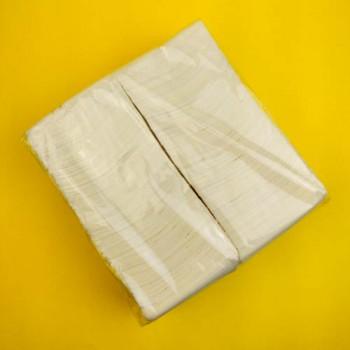 Серветка барна біла ПР (040)