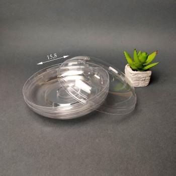 0750К Кришка для контейнерів під салати 0,6 і 0,7 мл.