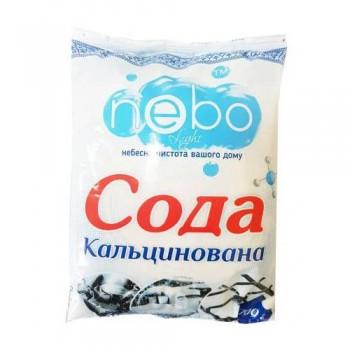 """Сода кальцинована """"Nebo""""  700 гр. NEW ПЕТ"""