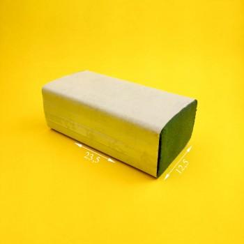 Паперовий рушник V-складання 160 арк. ЗЕЛЕНИЙ