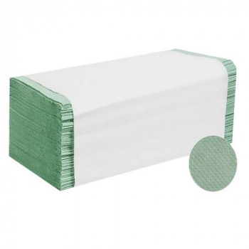Паперовий рушник V 160 арк. ЗЕЛЕНІ