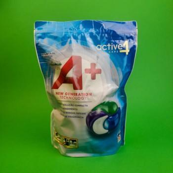 Капсули для прання А+ 4 в1 (56 шт)